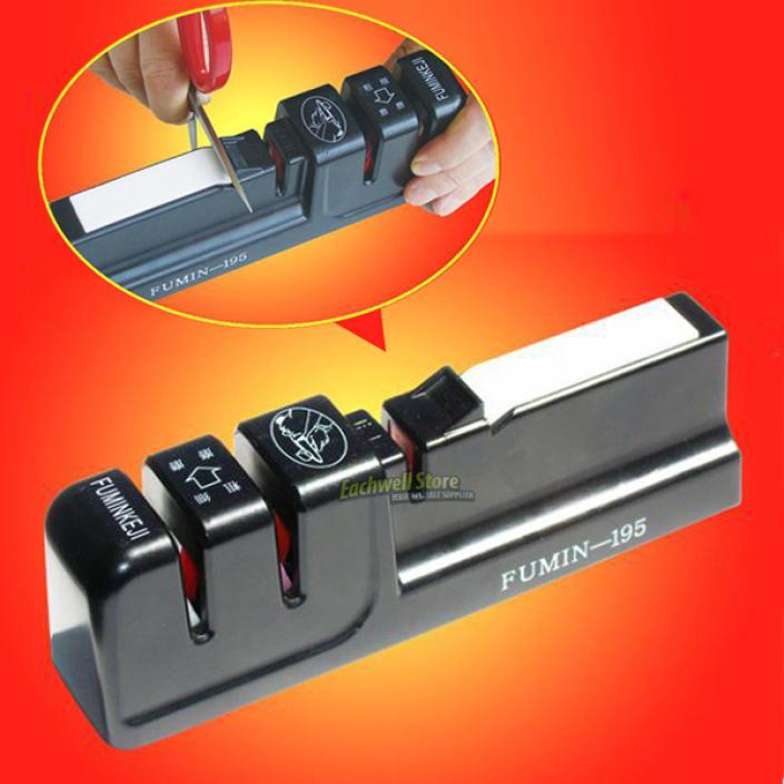 Professional Home Kitchen Knives Knife Sharpener W...