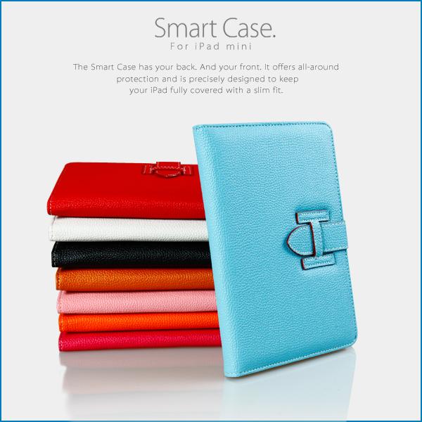 New For iPad Mini Case Fashion Leather Luxury Leat...