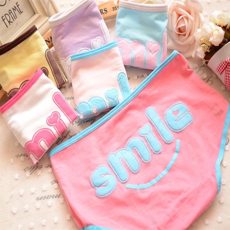 Free shipping women's underwear cotton underwear l...