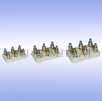 Type BM terminal blocks in ceramic for 3 phases asynchronous electrical motors 500V connection block