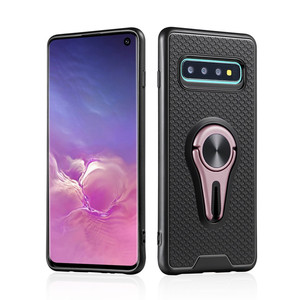 GSCASE PC TPU Shockproof Car Airvent Case For Samsung Galaxy A90 Unique Phone Cases