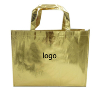 Good quality laminated coated non woven bag from manufacturer