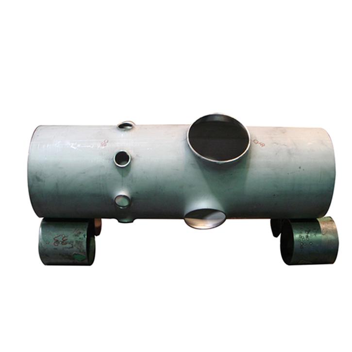 Japanese Burring Process Metal Tube Sheet Metal Aluminium Fabrication