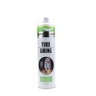 tire cleaning foam tire shine car care products