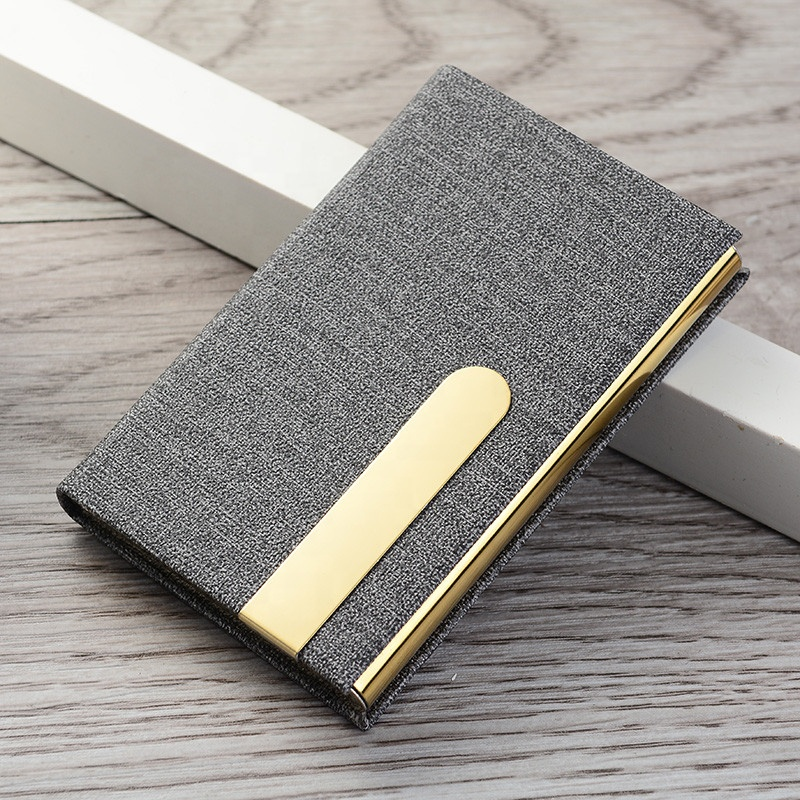 Promotionele Metalen Business Best Selling Custom/Unieke Gift Ideeën/Populaire Innovatieve Kaarthouder Custom Met Logo