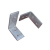 Oem custom auto part sheet metal stamping parts adjustable metal brackets