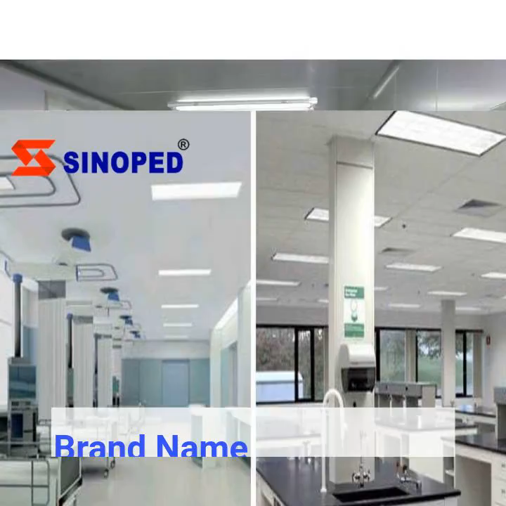 Prefabricated  ISO 7 Clean Room Equipment Modular Customized Design for Pharmaceutical Laboratory and  Operating Room