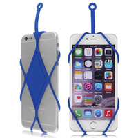Freely Sample customized Silicone Cell Phone Case Holder Lanyard Strap Logo Printed Tool Lanyard with ID Card