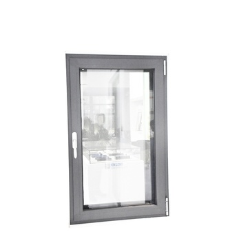 Aluminium Window Frames Plastic Coated