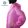 high quality adult recycled plastic jumpsuit one piece eva raincoat