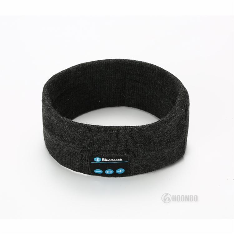 Factory Direct Lightweight Wireless Headset Knitted Washable Headband Bluetooth Earphone - idealBuds Earphone | idealBuds.net