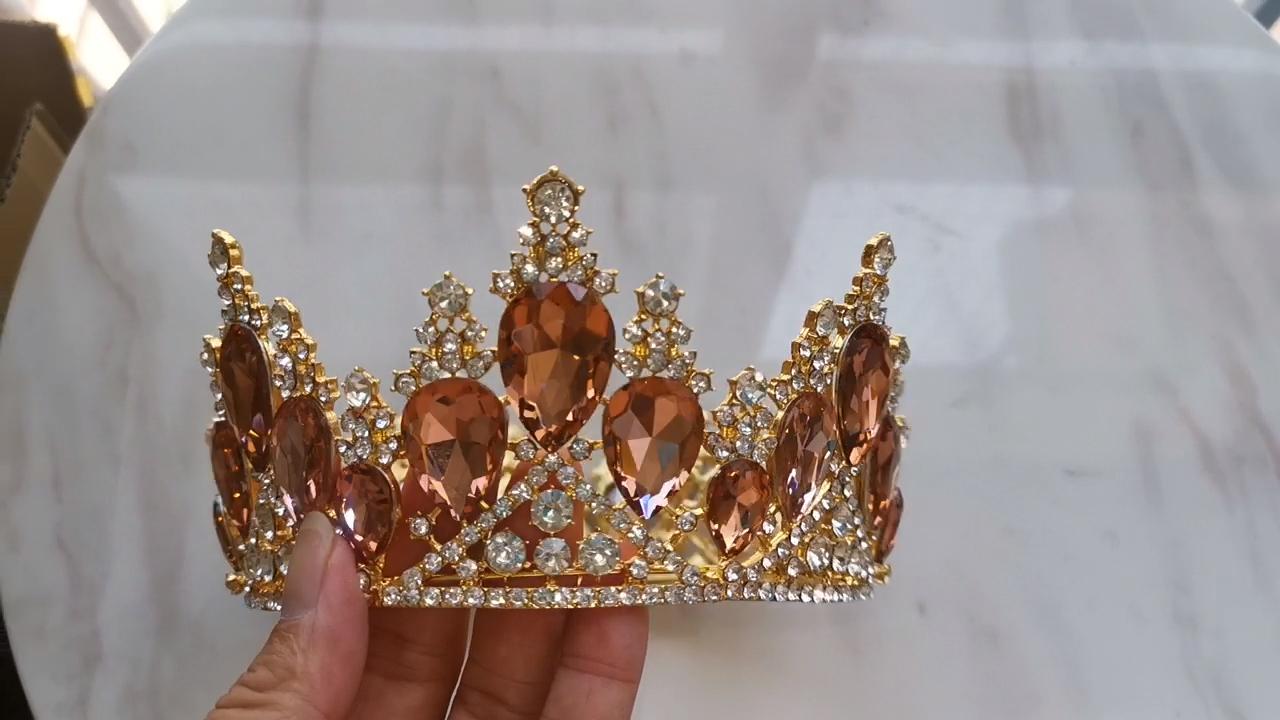 Бесплатная доставка 16 сердец принцесса сладкие шестнадцать бриллиантовые хрустальные тиары короны на день рождения