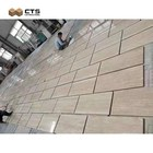 60x60cm Beige Oniciato Bianco Travertine Marble Price