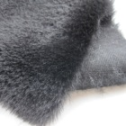 Rabbit Fur High Quality SUPER SMOOTH Soft Hand Feel Faux Rabbit Faux Fur For Garment/ Home Textiles/ Carpet/hat/scraf