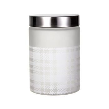 Popular Scrub custom printing mason jar with cap