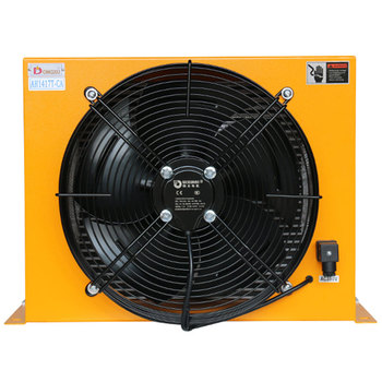 AD1417T Hot sale Indoor factory CNC machine cooling evaporative oil cooler air cooler