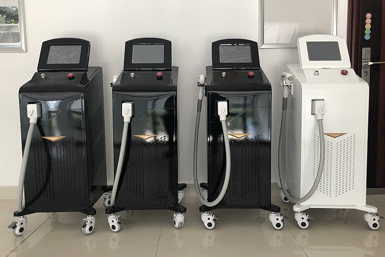 laser hair removal diode machine 808 / diode laser for hair removal