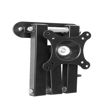 Dongguan Factory Custom Made Universal LCD LED TV PC Monitor Wall Mount Bracket Tilt Swivel Plasma TV Wall Mount