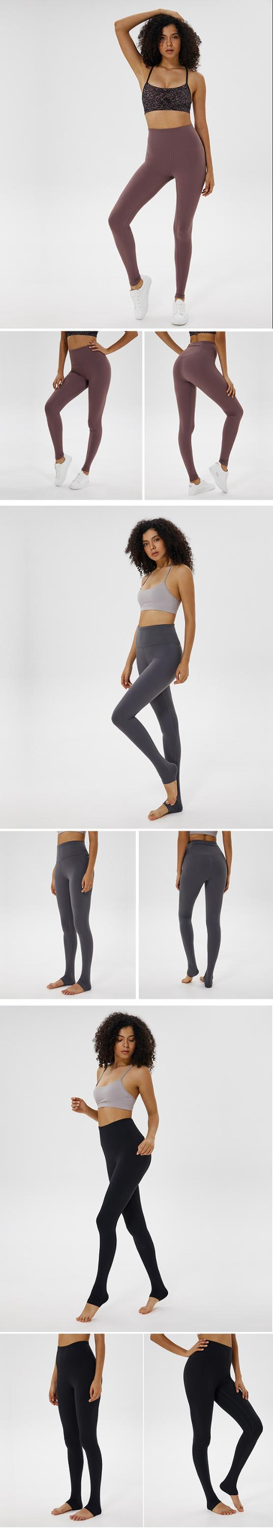Wholesale gym leggings butt fit stretch fitness workout leggings