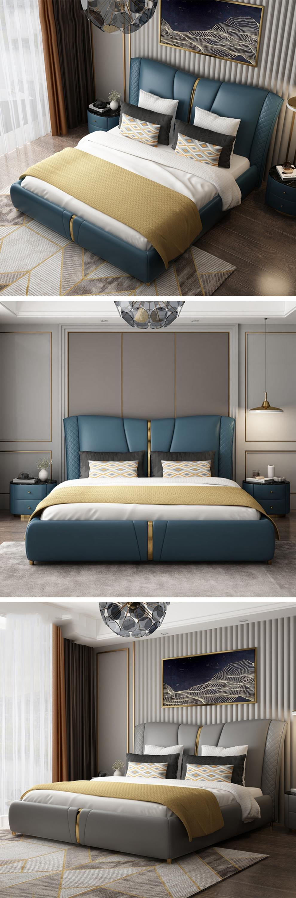 king size beds bedroom furniture double with storage luxury bed modern