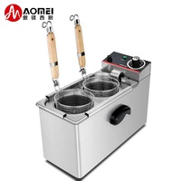 Commercial electric instant noodle cooker