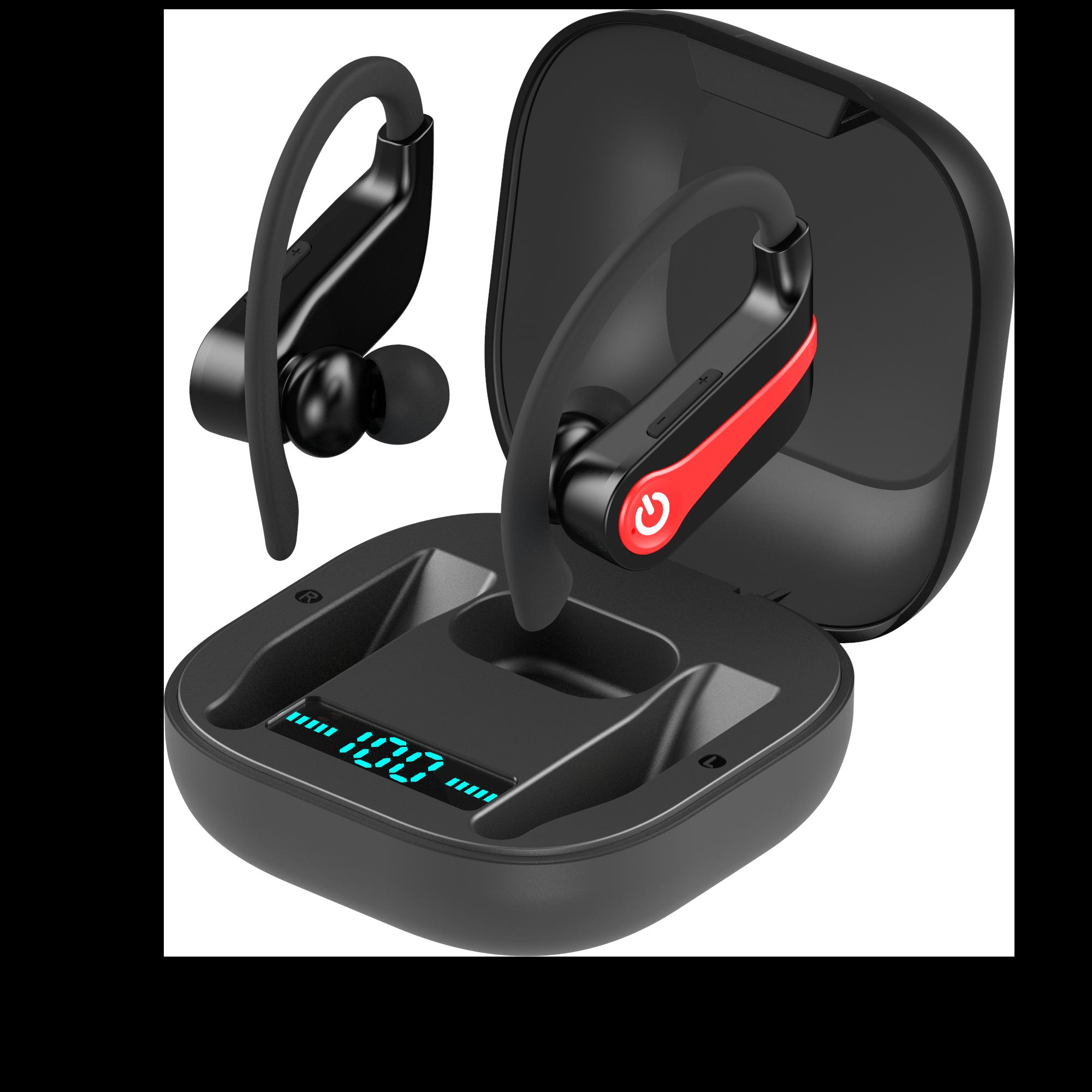 Mini Audifonos Con Bluetooth De 10 Horas Wireless Bluetooth Earphones With Mic And Hook - idealBuds Earphone | idealBuds.net