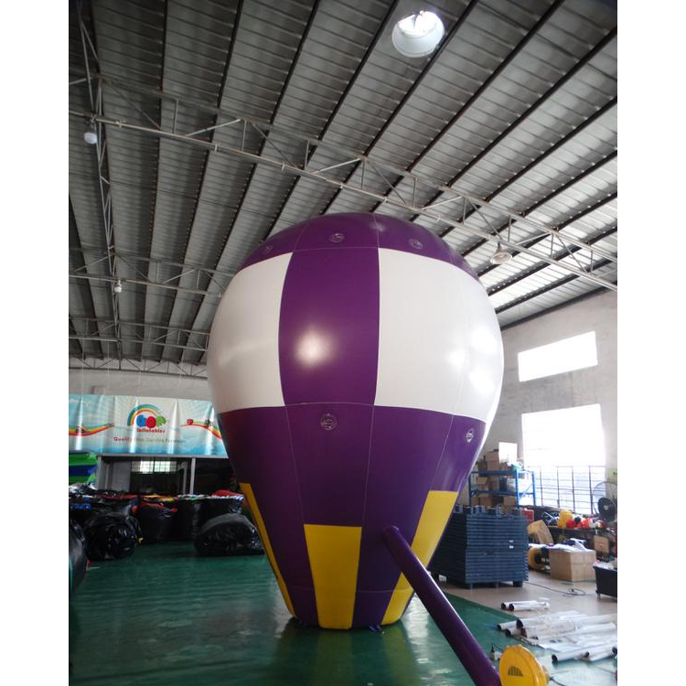 Giant Inflatable advertising cold air balloon Inflatable ground Balloon
