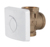 High quality Manufacture Self-closing Concealed Dual Toilet Flush Valve