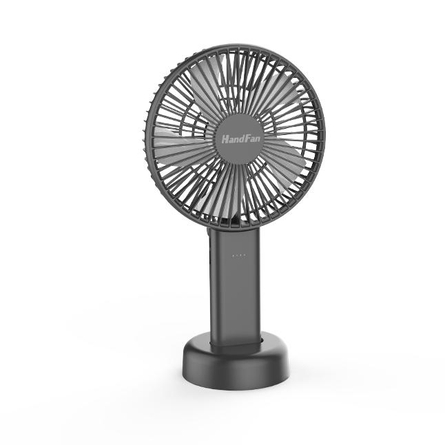 Handheld Mini Super Mute Fan Handheld Mini Candy Couleur AA Batterie Ventilateur Portable /À Piles De Refroidissement Mini Fan /Électrique Ventilateurs Personnels pour Maison et Voyage