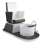 new modern pedicure chair and basins pedicure cart