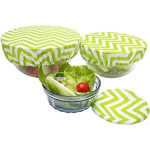 High Quantity Eco Friendly Washable Reusable Waterproof Bowl Cover