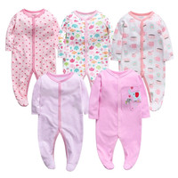 Wholesale New Arrival Toddler Outfit Bodysuit Baby Clothes Clothing Long Sleeve Newborn Romper