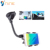 quality aluminium alloy with magnetic tablet car cell phone holder length adjustable 360 degree rotating on windshield