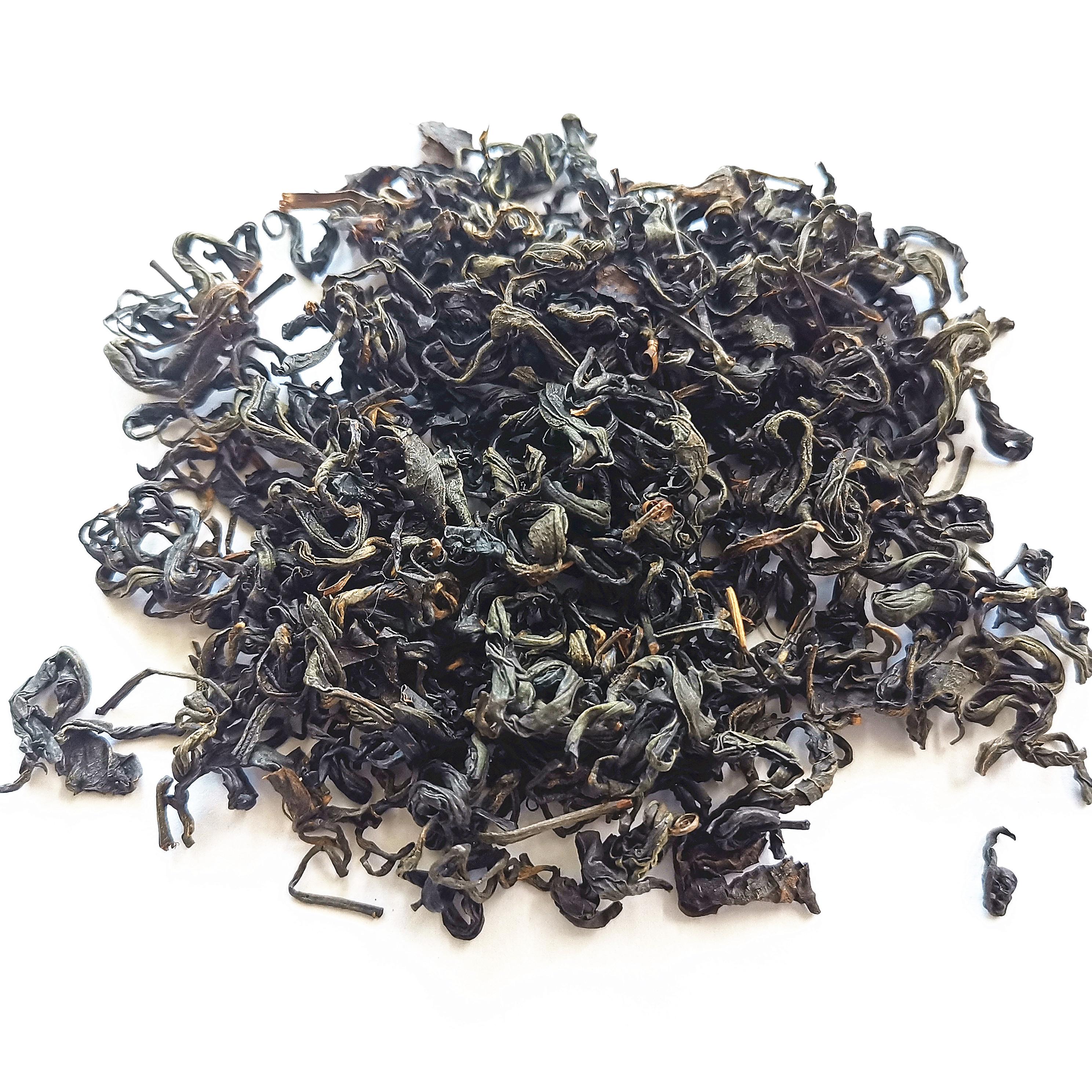 A-black tea 100% Pure natural mountain Yunwu Tea organic tea - 4uTea   4uTea.com