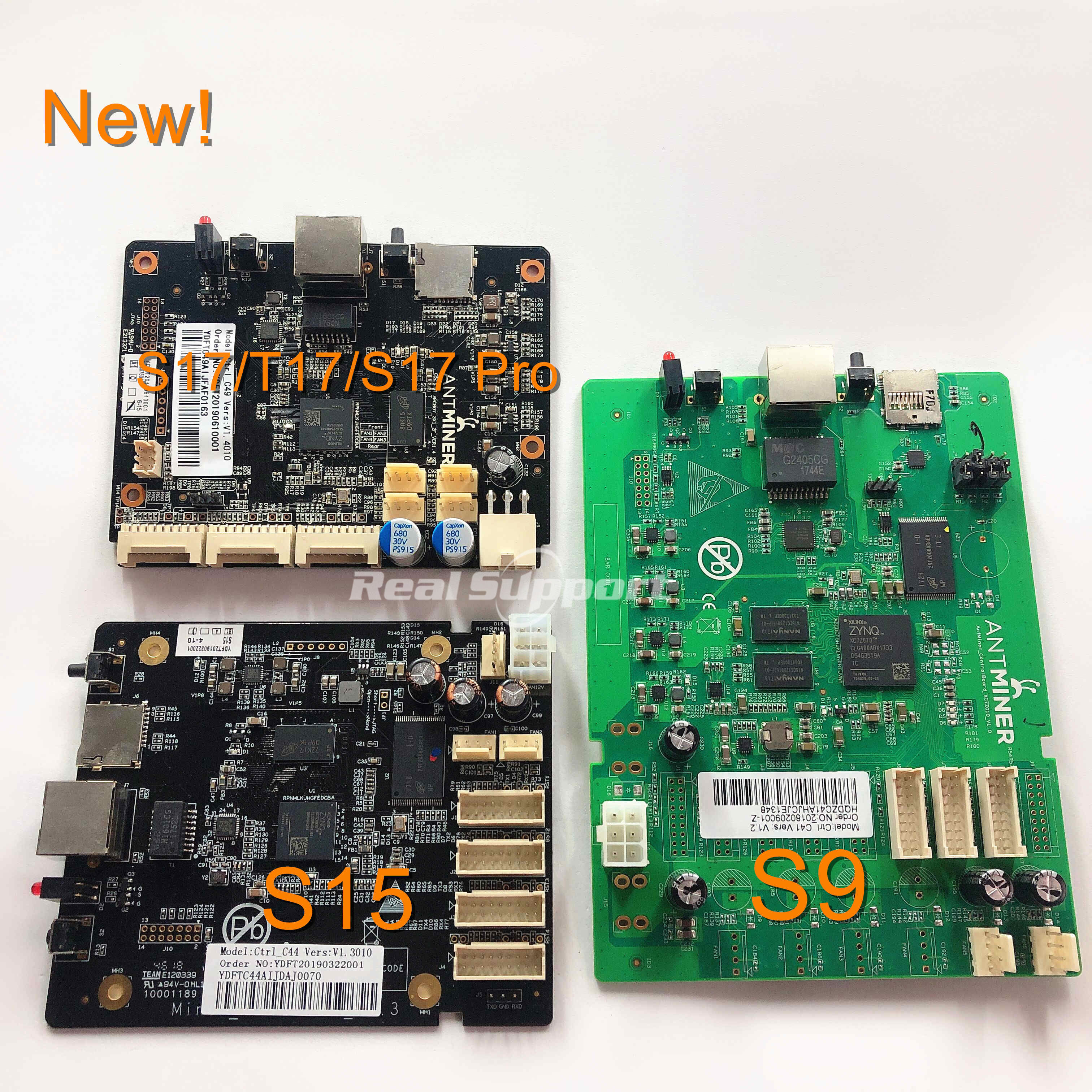 New Antminer S9 S15 S17/T17/S17 Pro Control Board