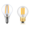 G50 G40 0.7w 1w led bulb edison decorative lighting led filament bulb