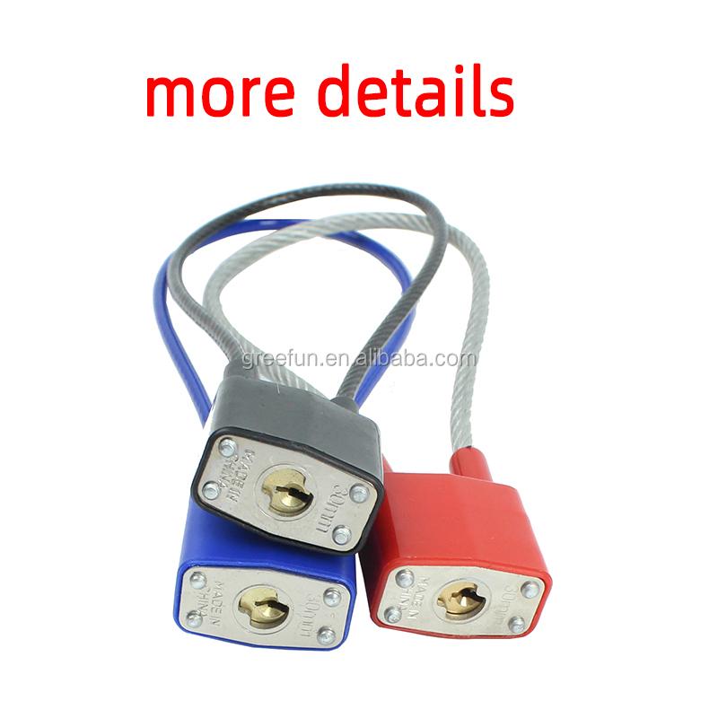 Chinesische Neue Design Pick Trigger Gun Kabinett Magnetic Lock Gun Individuelles Logo Mit 2 Schlüssel für Schusswaffen Pistole Luftgewehr schrotflinte Pistole