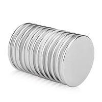 N52 super strong thin neodymium 20mm disc magnets