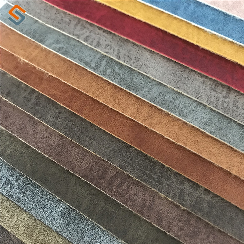 Jiangyin manufacturer wholesale <strong>leather</strong> free sample 100% PU artificial <strong>leather</strong> for car seat and sofa