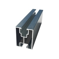 Promotional solar stand photovoltaic bracket aluminum profile