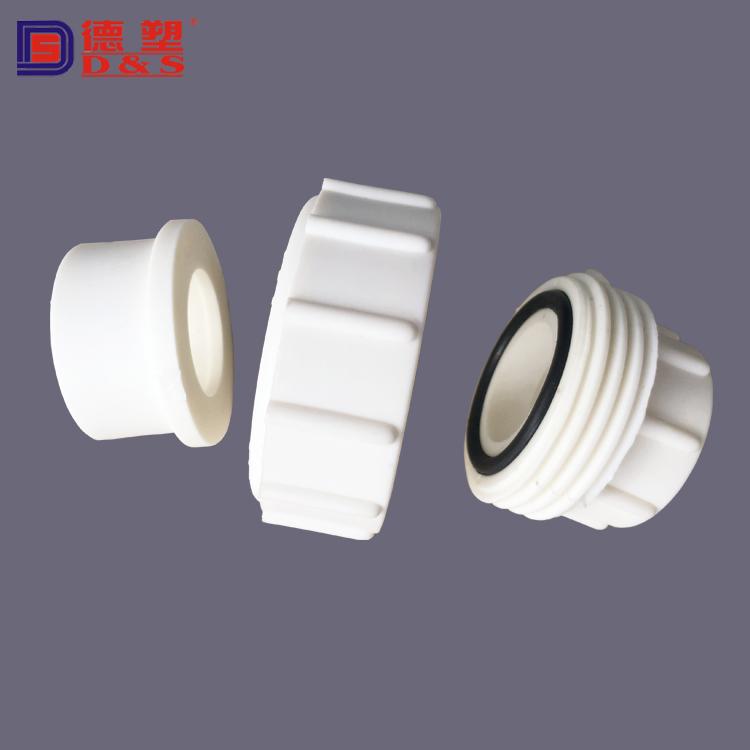 Della Cina di alta Qualità di Prezzi di Fabbrica di materiali DN32 idraulico PPR tubo di raccordo tutti in plastica combinato union per tubo di plastica