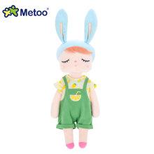 Мягкая Плюшевая Кукла в виде животных, симпатичная подвеска на рюкзак, детские игрушки для девочек на день рождения, Рождество, кеппель, кук...(Китай)