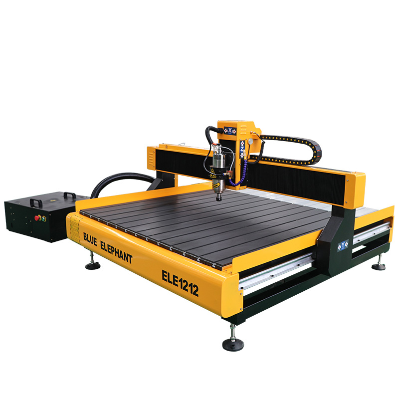 Chinese reclame cnc router 1212/mini houten ontwerp snijmachine voor pcb/pvc/aluminium