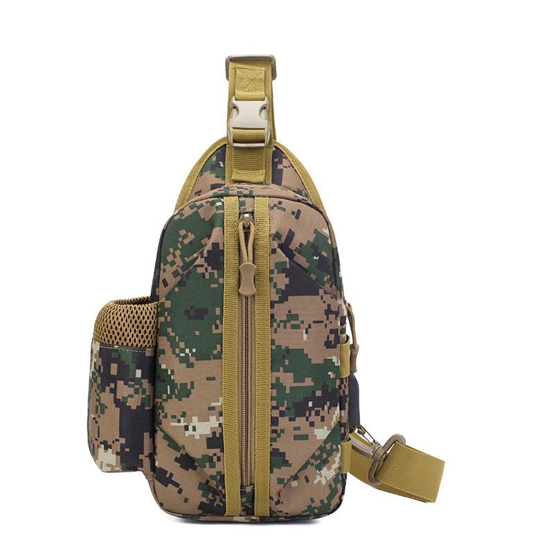 Personnalisé sac bandoulière banane hommes multifonctionnel réglable ceinture grande capacité sac de taille léger