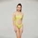 One piece tankini women in tight swimsuits yellow bikini young teen swimwear models