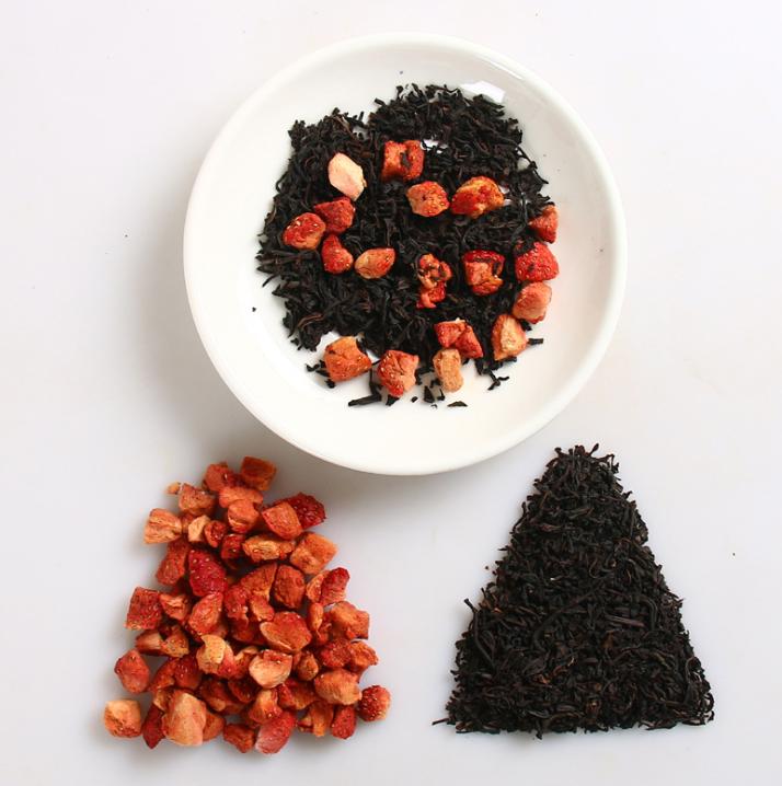 Factory Price Strawberry Black Tea from China Hot Selling - 4uTea | 4uTea.com