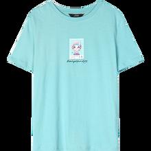 Женская футболка с коротким рукавом elfsack, желтая Повседневная футболка с графическим принтом в стиле Харадзюку на лето 2020(China)