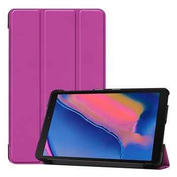 Protective PU Leather Cover Tablet Antishock Flip Case for Samsung Tab A 8.0 2019 with S Pen P200