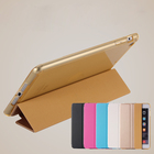 Cheap Price High Quality Hot Sale 4 Folder Comprimidos Shell Leather Case Cover for iPad 234 Smart Case