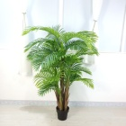 High quality 150cm plastic artificial palm tree plant for decoration GU0056